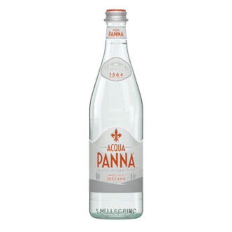Acqua Panna 0,50 L One Way Glass